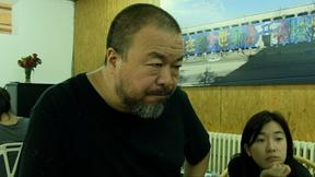 Image of Ai Weiwei: The Fake Case: Release from Prison