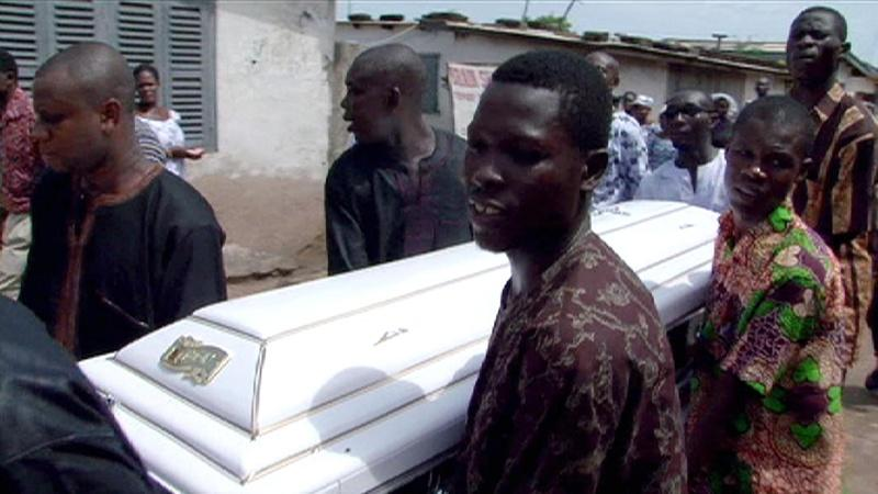 Fantasy Coffins in Ghana