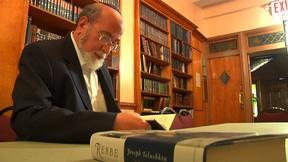 Image of Rabbi Joseph Telushkin Extended Interview