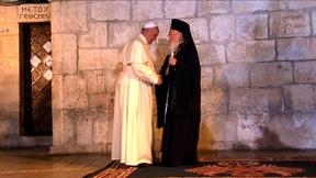 Image of Pope Francis Trip to Turkey