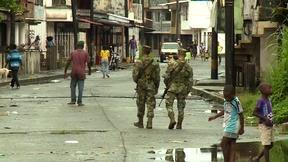 Image of War and Human Rights in Colombia