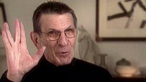 Image of Spock, Spirituality, and Star Trek