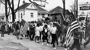 Image of Selma Civil Rights March 50th Anniversary