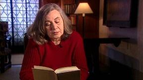 """Image of Marilynne Robinson Reading from """"Gilead"""""""