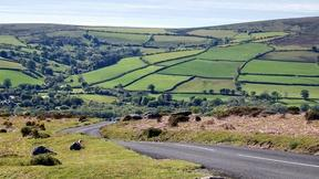 Image of South England: Dover to Lands' End