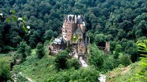 Image of Germany's Romantic Rhine and Rothenburg