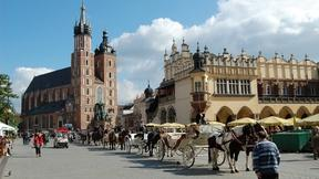 Image of Poland Rediscovered: Krakow, Auschwitz and Warsaw