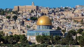 Image of The Holy Land, Israelis and Palestinians Today