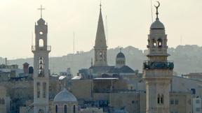Image of Bethlehem, Palestine: Church of the Nativity