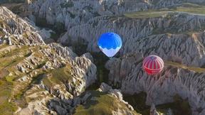 Image of Cappadocia, Turkey: Hot-Air Balloon Ride