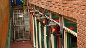 Image of Amsterdam, Netherlands: Coffeeshops and Red Light District