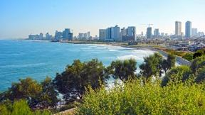 Image of Tel Aviv, Israel: Beautiful Beaches and Tasty Cuisine