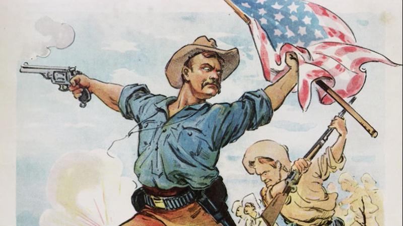 Clip: Theodore Roosevelt - American Hero