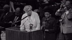 Image of Education Clip: Eleanor Roosevelt Overcoming Fear