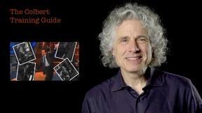 Image of Steven Pinker: The Colbert Training Guide