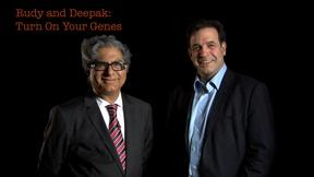 Image of Rudy Tanzi: Rudy and Deepak Turn On Your Genes