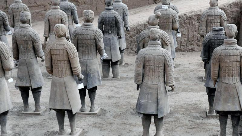 China's Terracotta Warriors