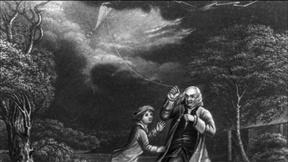 Image of Ben Franklin's Scientific Achievements