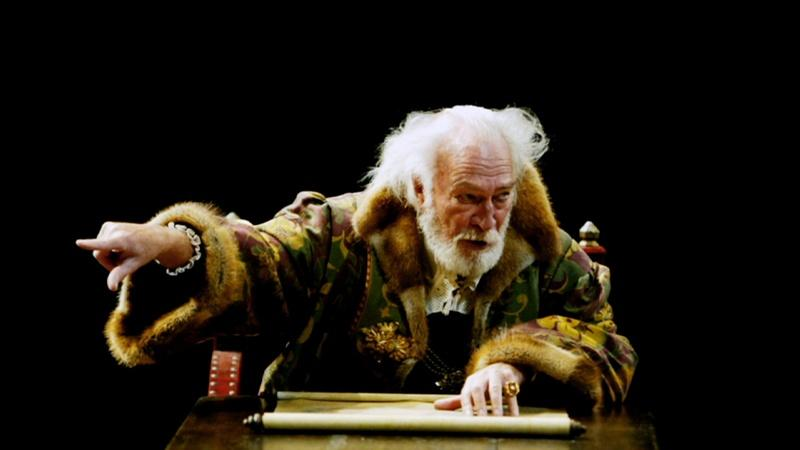 King Lear with Christopher Plummer