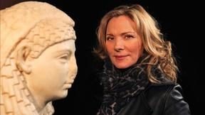 Image of Antony and Cleopatra with Kim Cattrall