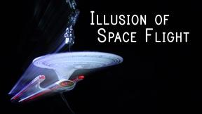 Image of Creating the Illusion of Space Flight