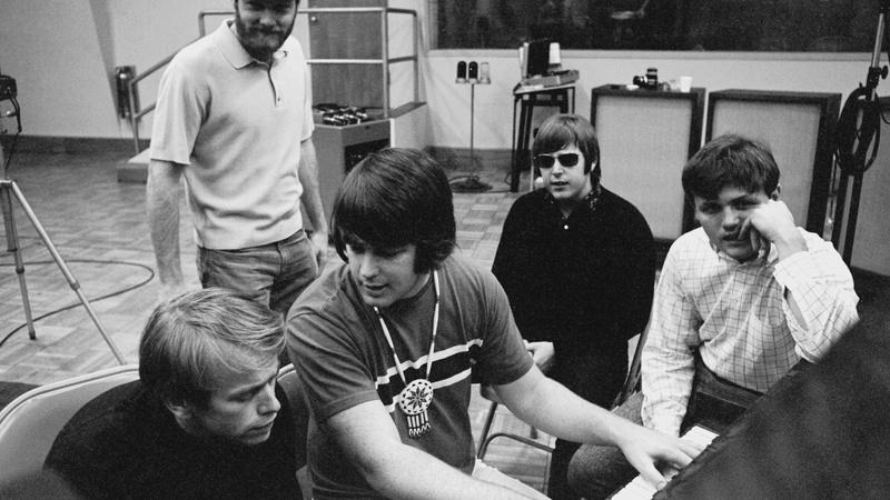 The Elevated Musical Consciousness of The Beach Boys