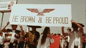 Image of On Two Fronts: Latinos & Vietnam | Protesting at Home