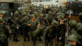 Image of On Two Fronts: Latinos & Vietnam | No to the Draft Board