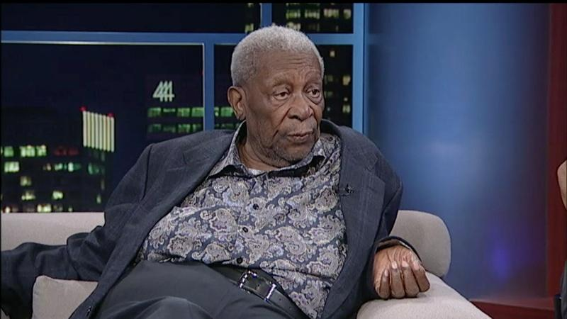 Blues artist B.B. King, Part 2