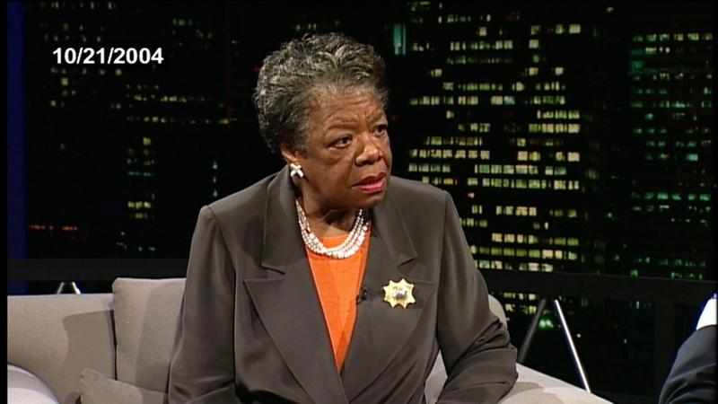 Maya Angelou Tribute