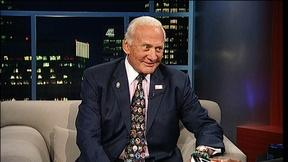 Image of Former astronaut Buzz Aldrin