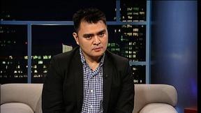Image of Journalist-filmmaker Jose Antonio Vargas