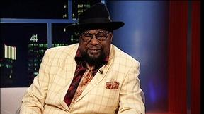 Image of Funk musician George Clinton