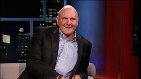 Image of Steve Ballmer, L.A. Clippers owner