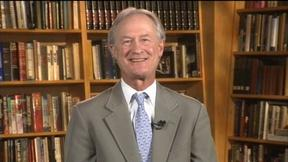 Image of Presidential Candidate Lincoln Chafee
