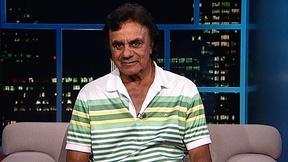 Image of Singer Johnny Mathis