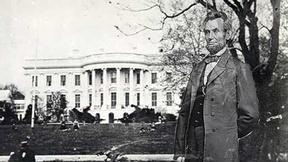 Image of The Ghost of Abraham Lincoln