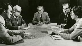 Image of Remembering Washington Week Moderator Paul Duke