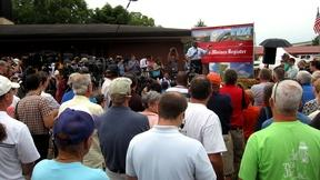 Image of From the Vault: Courting Voters at the Iowa State Fair