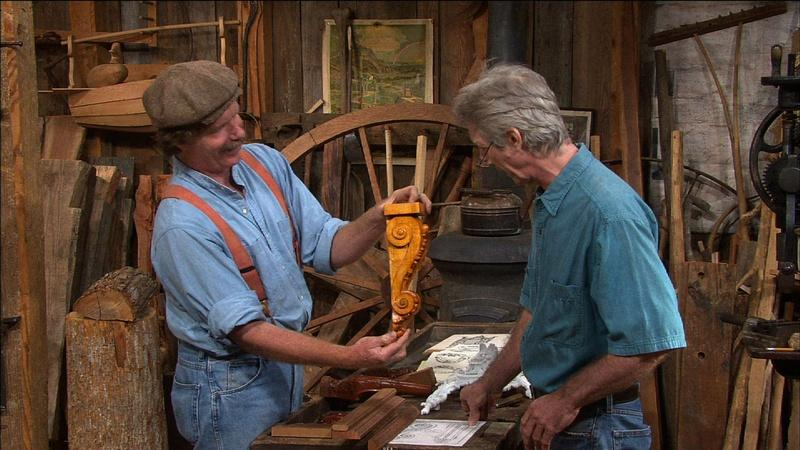 Decorative Woodcarving | Watch Episodes By Topic | Watch Online