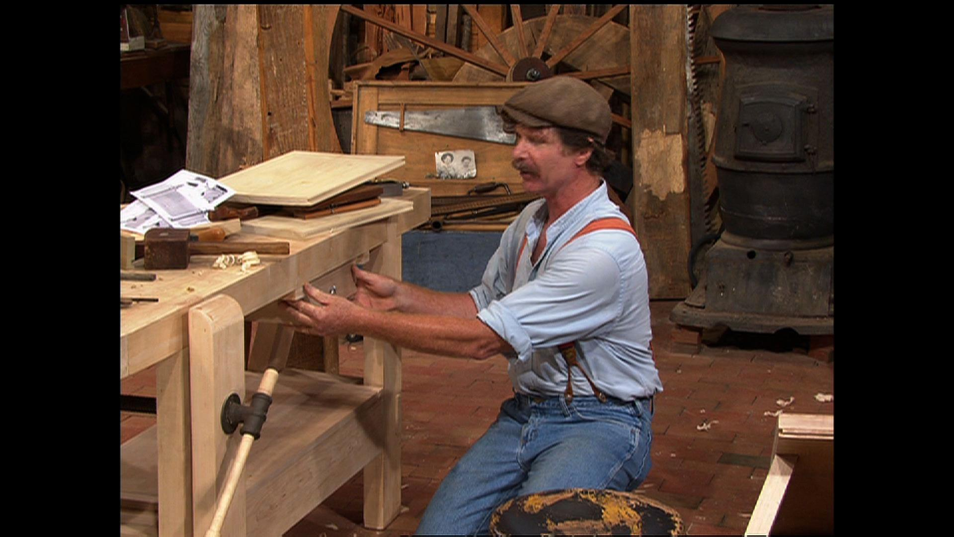 2007 2008 Episodes Watch Online The Woodwright S Shop