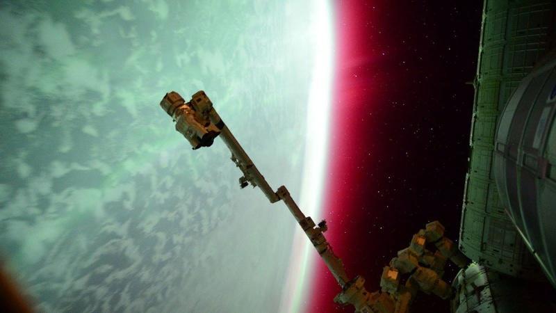 Scott Kelly's Views of Earth