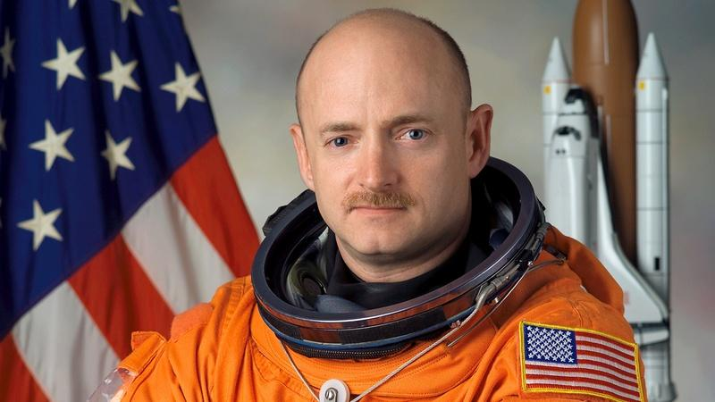 Meet Mark Kelly