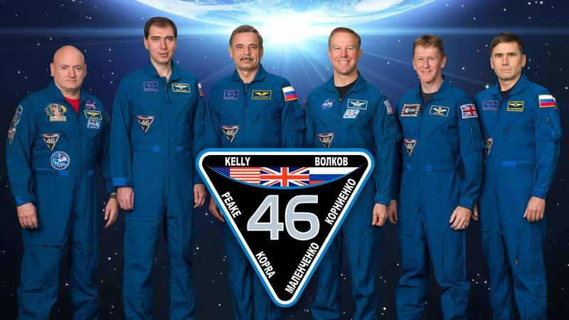 Meet the Crew Members of Expedition 46