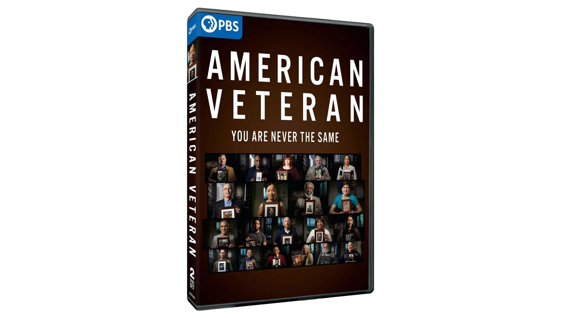 Shop Link - American Veteran DVD