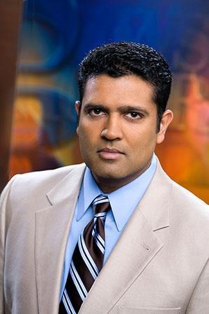 PBS Newshour's Hari Sreenivasan