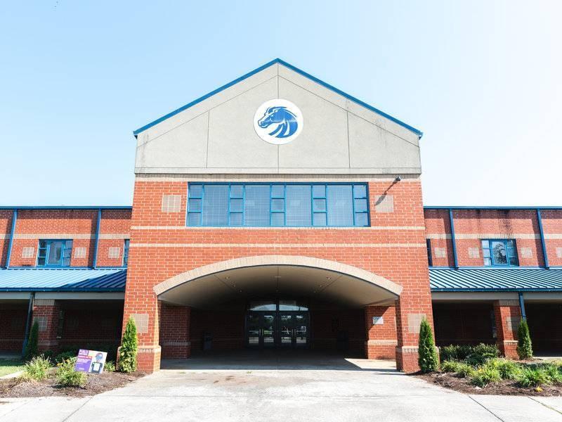 Walker Valley High School in Cleveland, TN