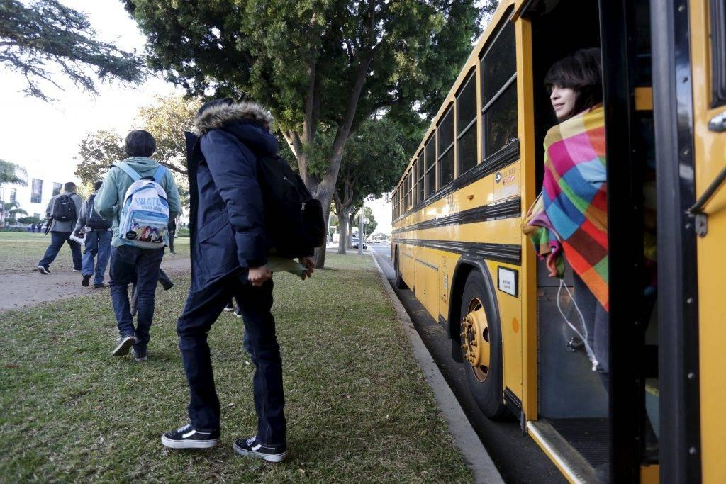 Youth who struggle in high school often struggle in college