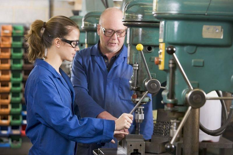 Apprenticeships are a key tool in addressing the skills gap.