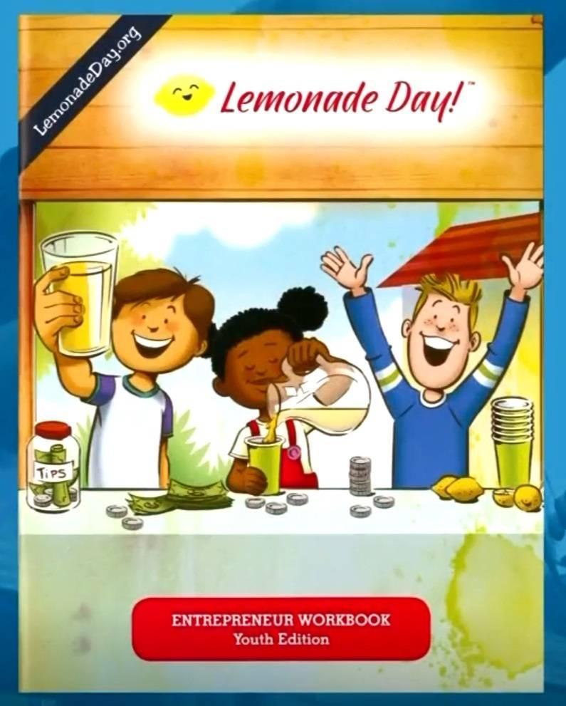 LemonadeDay.org's youth edition entrepreneur workbook